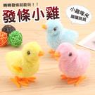 發條小雞 蹦跳小雞 可愛小雞玩具 發條玩具 兒童玩具 可愛小雞