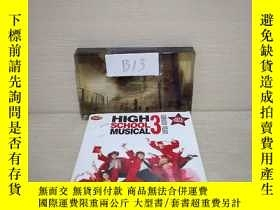 二手書博民逛書店英文原版少兒讀《high罕見school musical 3 senior year》Y291318