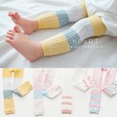 甜美糖果拚色透氣褲襪 童裝 兒童褲襪