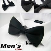 vivi領帶家族-- 男仕配件//時尚 (黑色、 紅色素面) 蝴蝶結、領結. 批發促銷