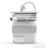 數據線收納包2021款蘋果macbook筆記本電源保護套air13電腦pro15寸充電器 雲朵走走