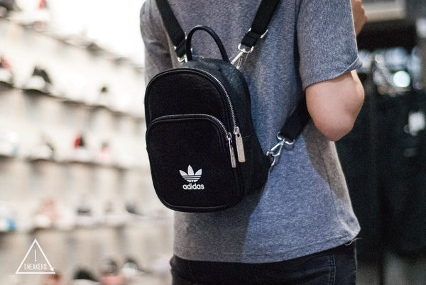 ISNEAKERS adidas Originals BK6951 免預購 鱷魚壓紋 皮革 迷你後背包 迷你上市 配件