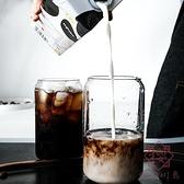 可樂杯創意玻璃水杯子咖啡杯易拉罐杯子奶茶杯雞尾酒杯【櫻田川島】