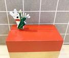 【震撼精品百貨】Gaspard et Lisa_麗莎和卡斯柏~造型木製收納盒-紅#70011