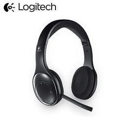 全新 LOGITECH 羅技 無線耳機麥克風 H800 2.4 GHz 藍牙 可折式 便於攜帶設計
