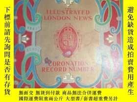 二手書博民逛書店The罕見Illustrated London News - K