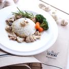 【日燦】香蒜野菇嫩雞醬--肉質軟嫩~芳香...