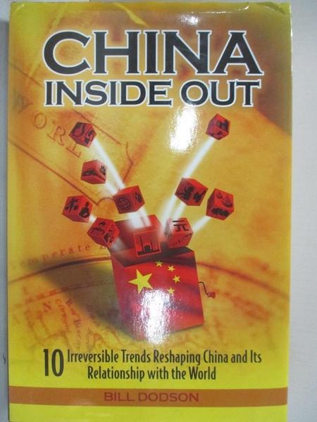 【書寶二手書T1/政治_D3R】China Inside Out: 10 Irreversible Trends Reshaping China and…
