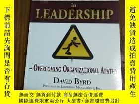 二手書博民逛書店ripping罕見Point in Leadersship 領導