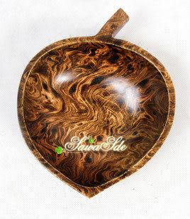 手工制作木雕果盤 東南亞風格精品家居