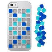 iPhone5S.SE Cubit遊戲方塊組合-白色 手機殼(第二件1元)