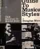 二手書R2YB《A Guide To Musical Styles》1962-M