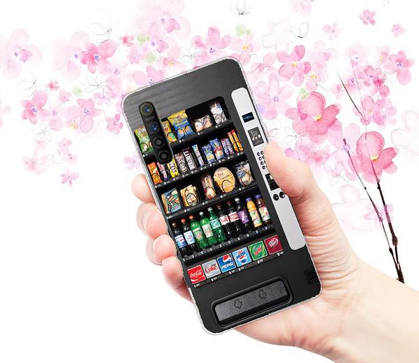 [XT 軟殼] RealMe X2 RMX1921 手機殼 自動販賣機