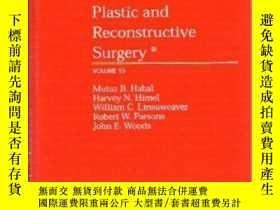 二手書博民逛書店Advances罕見in Plastic and Reconstructive Surgery Volume 15