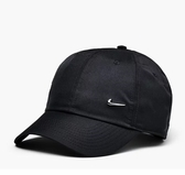 NIKE配件系列-H86 CAP METAL SWOOSH 黑色金屬老帽-NO.943092010