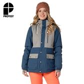 PROTEST 女 機能防水保暖外套 (具體藍) MOA SNOWJACKET