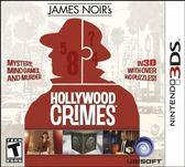 3DS James Noir s Hollywood Crimes 詹姆斯諾爾的好萊塢犯罪(美版代購)