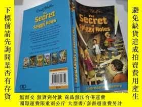 二手書博民逛書店the罕見secret of spiggy holes:刺洞的秘密Y200392 不祥 不祥