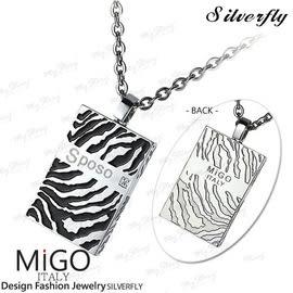 《 SilverFly銀火蟲銀飾 》【MiGO】愛人-男墜