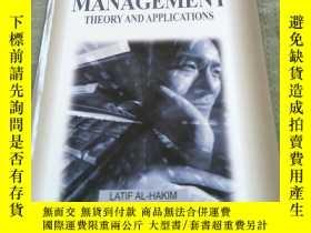 二手書博民逛書店INFORMATION罕見QUALITY MANAGEMENT(
