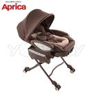 Aprica YuraLism Premium Plus 電動餐搖椅/餐椅搖床-天鵝堡