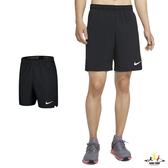 Nike Flex 男 黑 短褲 籃球褲 風褲 排汗 快乾 運動褲 慢跑 訓練 健身 舒適 雙口袋 短褲 CU4946-010