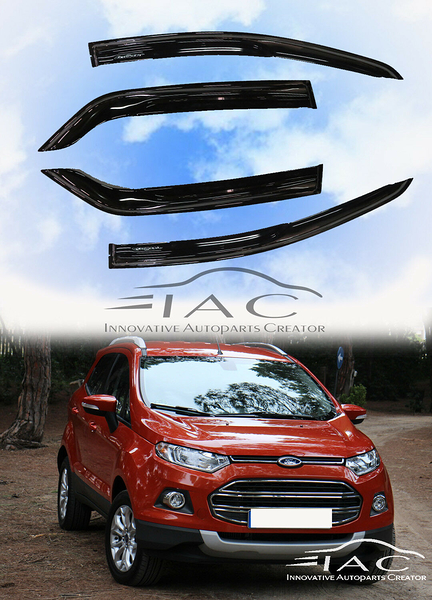 Ford Ecosport 2013-2018 無限款 台製晴雨窗