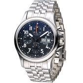 梭曼 Revue Thommen AIRSPEED系列機械計時腕錶 16081.6134
