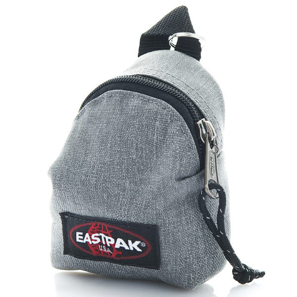 EASTPAK POD SINGLE 萬用零錢鑰匙包(灰色) EK609363