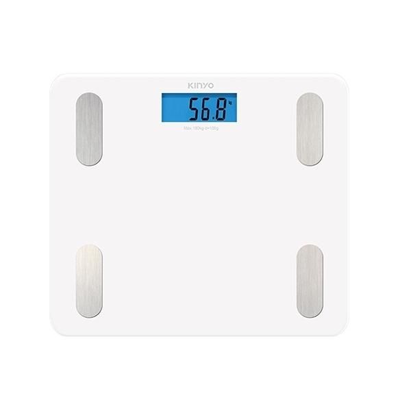 KINYO 藍牙健康管理體重計(DS-6589)1入【小三美日】
