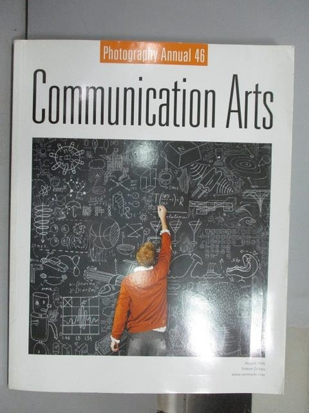 【書寶二手書T3/設計_QNW】Communication Arts_338期_Photography Annual