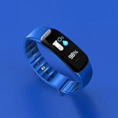 運動彩屏智慧手環防水情侶腕表手錶vivo華為米3男女通用 英雄聯盟