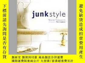二手書博民逛書店Junk罕見StyleY255562 Molesworth, Melanie  Leighton, Tom (