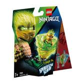 LEGO樂高 旋風忍者系列 70681 旋風忍術對決 – 勞埃德 積木 玩具
