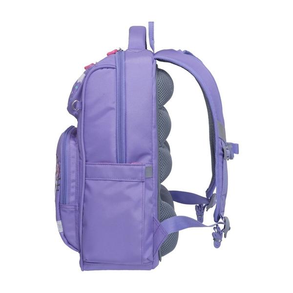 【IMPACT】怡寶歐式輕量書包-夢幻點點系列-粉紫 IMKT201PL