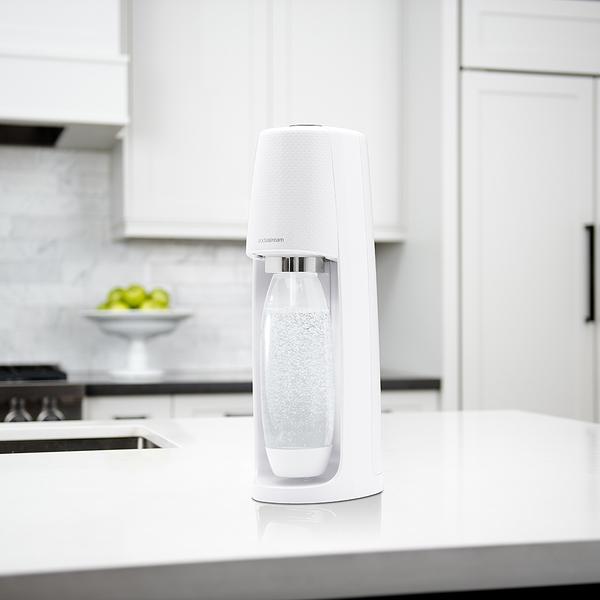 Sodastream SPIRIT 摩登簡約氣泡水機(白)(A)
