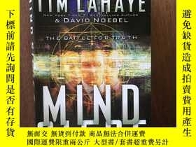 二手書博民逛書店Mind罕見SiegeMind Siege: The Battle For Truth In The New Mi