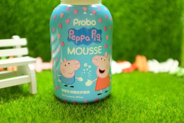 佩佩豬 抑菌洗手慕斯 350ml#博寶兒 Peppa Pig MIT台灣製