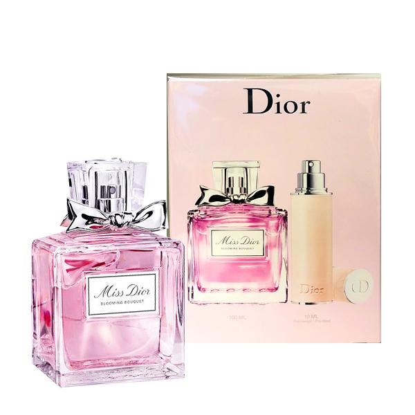 Dior 迪奧 花漾淡香水 禮盒 (淡香水100ml+10ml)【娜娜香水美妝】