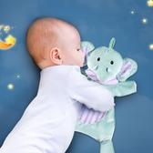 安撫巾玩具嬰兒可入口玩偶睡眠寶寶安撫睡覺哄睡神器可咬娃娃手偶 青山市集
