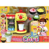 KONGSUNI 小荳娃娃 甜蜜咖啡店_ YT31037原廠公司貨 YONUG TOYS