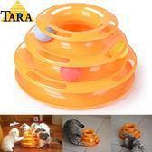 逗貓玩具寵物貓玩具貓球貓玩具老鼠3層轉球 交換禮物