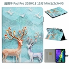 iPad Pro 11 2020 2018 mini 2 3 4 2019 保護套 平板皮套 防摔支架保護殼