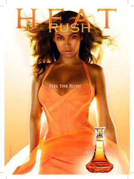Beyonce Heat Rush Heat Rush 熱力四射淡香水 100ml