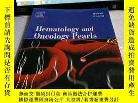 二手書博民逛書店Hematology罕見and Oncology PearlsY