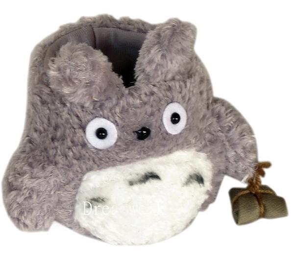 【卡漫城】 龍貓 玩偶 手機座 圓口款 ~ Totoro MP3座 iPod座 絨毛 約12公分高 娃娃 卡通 造形