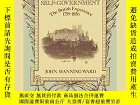 二手書博民逛書店Colonial罕見Self-governmentY256260 John Manning Ward Palg