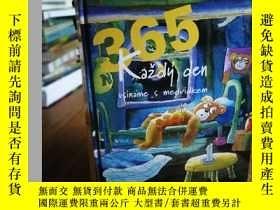 二手書博民逛書店365罕見KAZDY DEN 【波蘭語原版,精裝繪本】Y1280