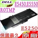 DELL R0TMP,E5250 ,E5450 ,E5550電池(原廠)-戴爾 G5M10,0WYJC2,8V5GX,WTG3T,RYXXH,ENP575577A1