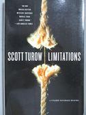 【書寶二手書T8/原文小說_NPN】Limitations_Turow, Scott